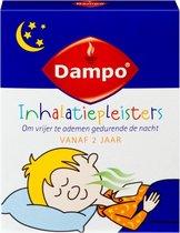 Dampo inhalatiepleisters Kids - Vrijer ademen - 6 pleisters