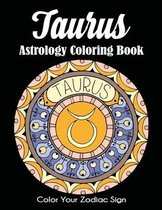 Taurus Astrology Coloring Book
