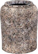 PTMD Pot L Aston bruin 19x23x19 cm