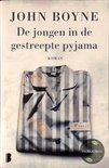 Jongen in de gestreepte pyjama