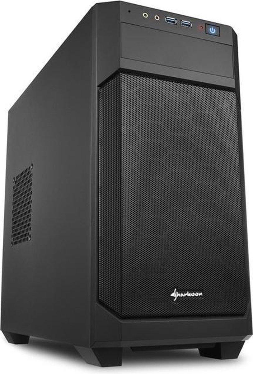 Intel Desktop PC / Computer - i7 9700 8-core - 500GB SSD (M.2) - 3TB HDD - 16GB RAM - Win10 Pro - V1