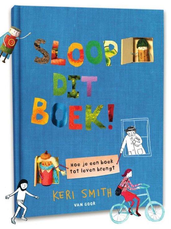 Wreck this journal - Sloop dit boek!