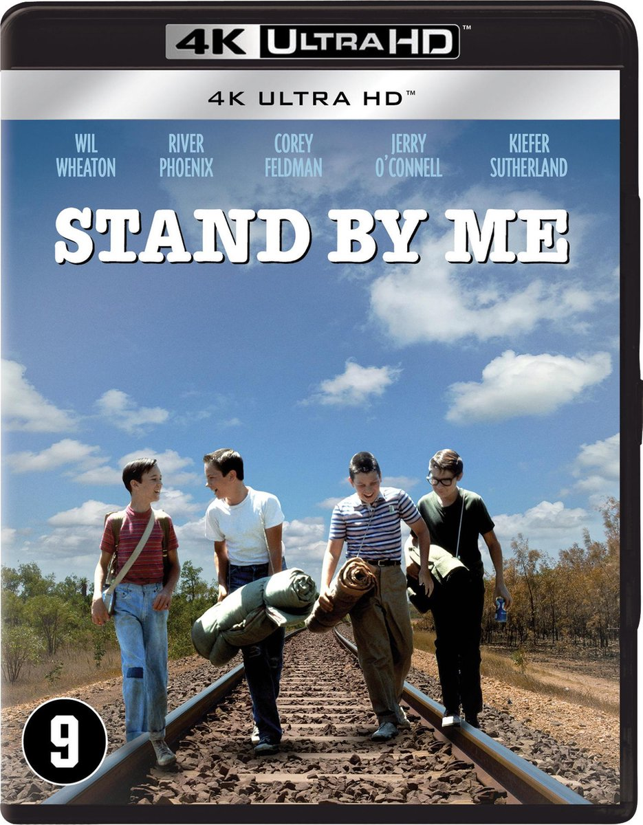 Stand by Me (4K Ultra HD Blu-ray)-