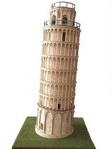 Bouwpakket Toren van Pisa (Italië)- Steen
