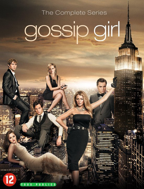 Gossip Girl - Seizoen 1-6