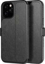 Evo Wallet book case voor iPhone 12 Pro Max - Smokey Black