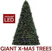 Grote Kunstkerstboom Giant Tree 10 meter | inclusief LED