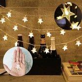Kerstverlichting Sterretjes – 3m – 20 LED-lampjes
