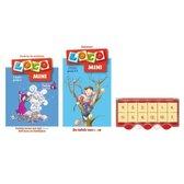 Loco Mini  -   Loco Mini tijd en tafels leren (doos + 2 boekjes)