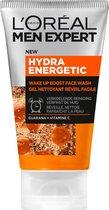 L'Oréal Men Expert Hydra Energetic Reinigingsgel - 100 ml - Droge huid