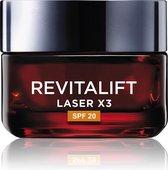 L'Oréal Paris Skin Expert Revitalift Laser X3 Dagcrème - Anti Rimpel - SPF 20