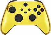 Xbox Draadloze Controller - Chrome Goud Custom - Series X & S - Xbox One