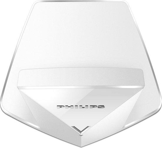Philips M3501W/22 Single Design DECT Telefoon - Wit
