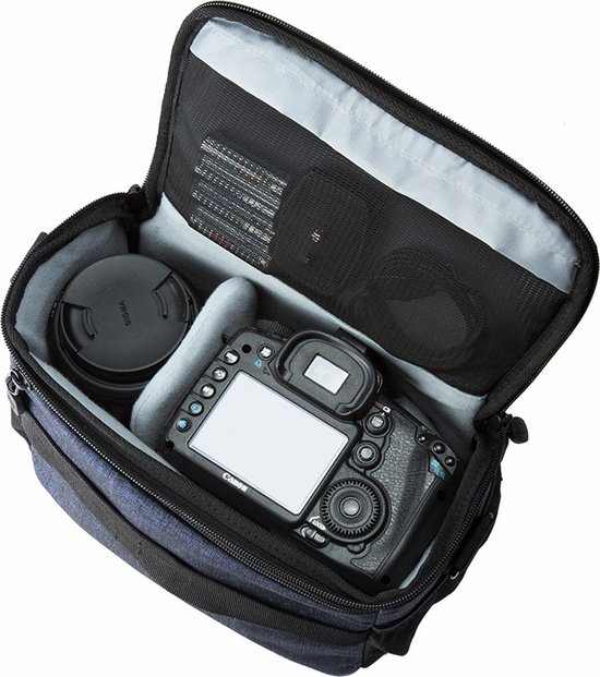 BAGSMART Cameratas voor Spiegelreflex Camera