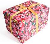 Revived - herbruikbare cadeauverpakking van textiel - duurzame verpakking - het alternatief voor cadeaupapier en cellofaan
