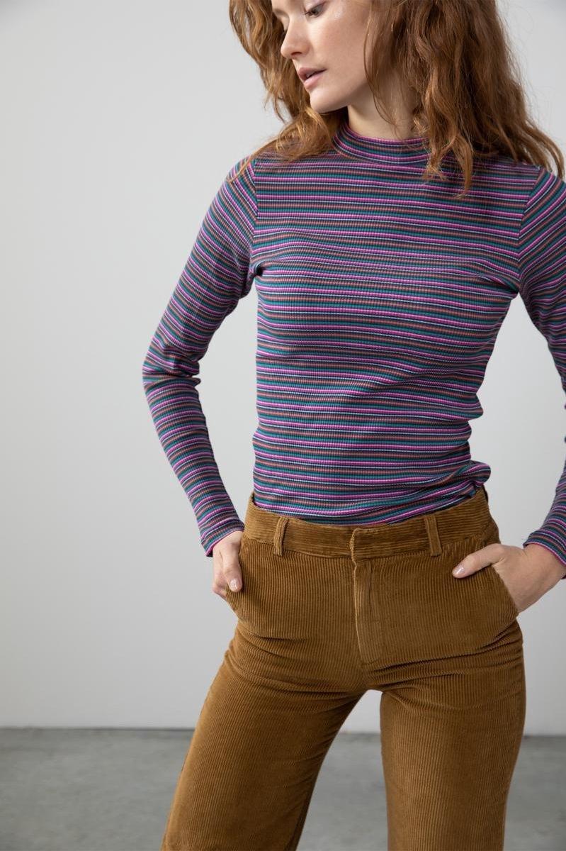 Sissy-Boy - Multicolor t-shirt turtle neck
