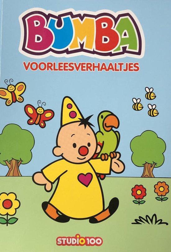 Boek cover Bumba : 2 voorleesverhaaltjes 1 van Jan Maillard (Hardcover)