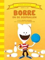 De Gestreepte Boekjes Groep 3 Juli -   Borre en de Soepballen