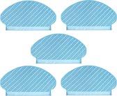 Dweil Pad Microvezel Natte Reiniging Vervanging Ecovacs Deebot Ozmo 920 / 950 , 5 Stuks