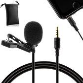 MOJOGEAR Speldmicrofoon voor iPhone en Android smartphones - 1,5 meter kabel
