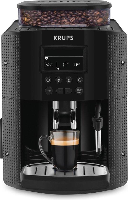Krups Arabica Automatic EA8150 - Espressomachine - Zwart