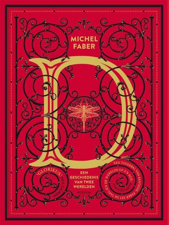 Boek cover D van Michel Faber (Paperback)