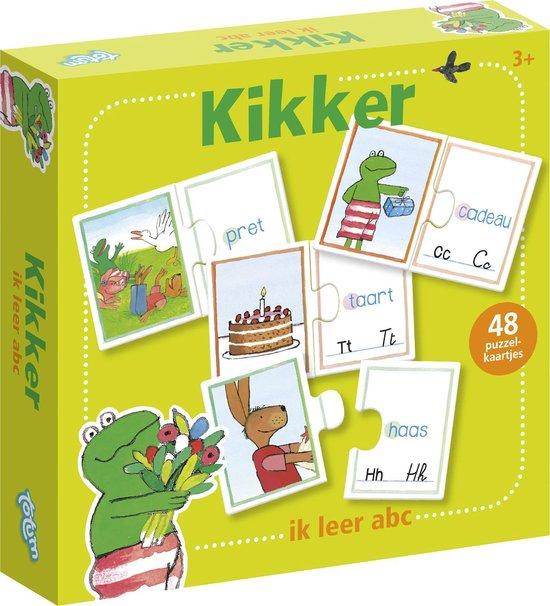 Afbeelding van het spel De wereld van Kikker Ik leer ABC