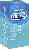Durex natural classic x24