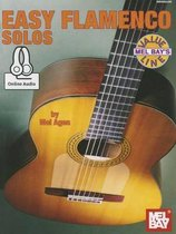 Easy Flamenco Solos Book with Online Audio