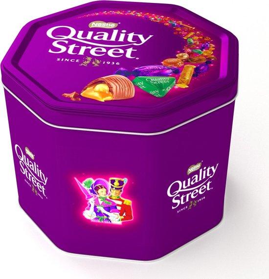 Nestlé Quality Street Snoepblik – Megabox Snoep – 2,9 kg