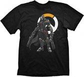 Overwatch Reaper Logo TShirt XXL