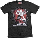 ASTERIX & OBELIX - T-Shirt - Splash Boy - Black (M)
