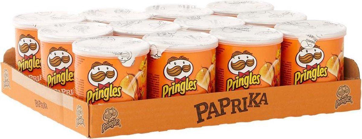Pringles paprika 12 x40 gr
