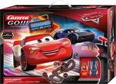 Carrera GO!!! Disney Cars Neon Nights - Racebaan