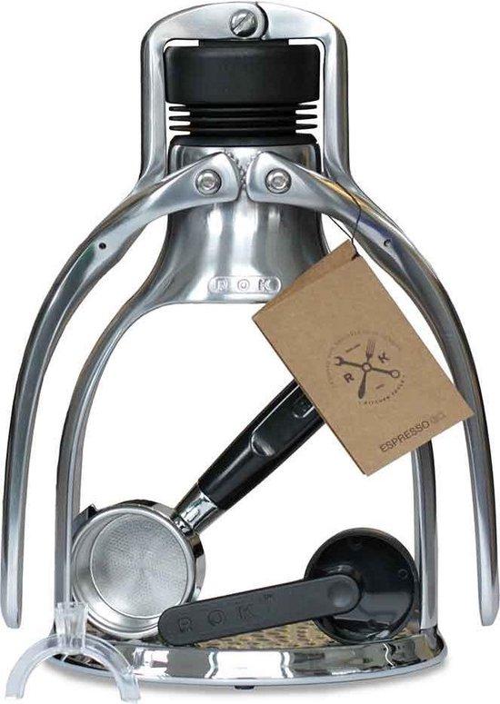 Espressomaker -  Classic - RVS