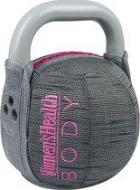 Women's Health Soft Kettlebell 10 kg – zachte kettlebell – fitnessaccessoires - Home Fitness