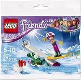 Lego Friends Snowboard Tricks 30402 (Polybag)