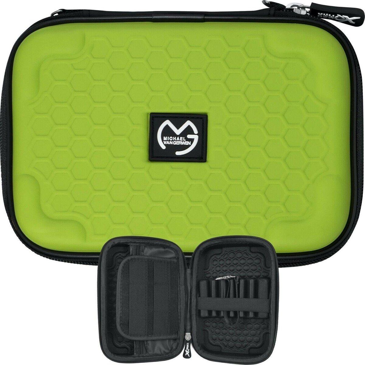 XQMax MVG Dartcase Large - Groen