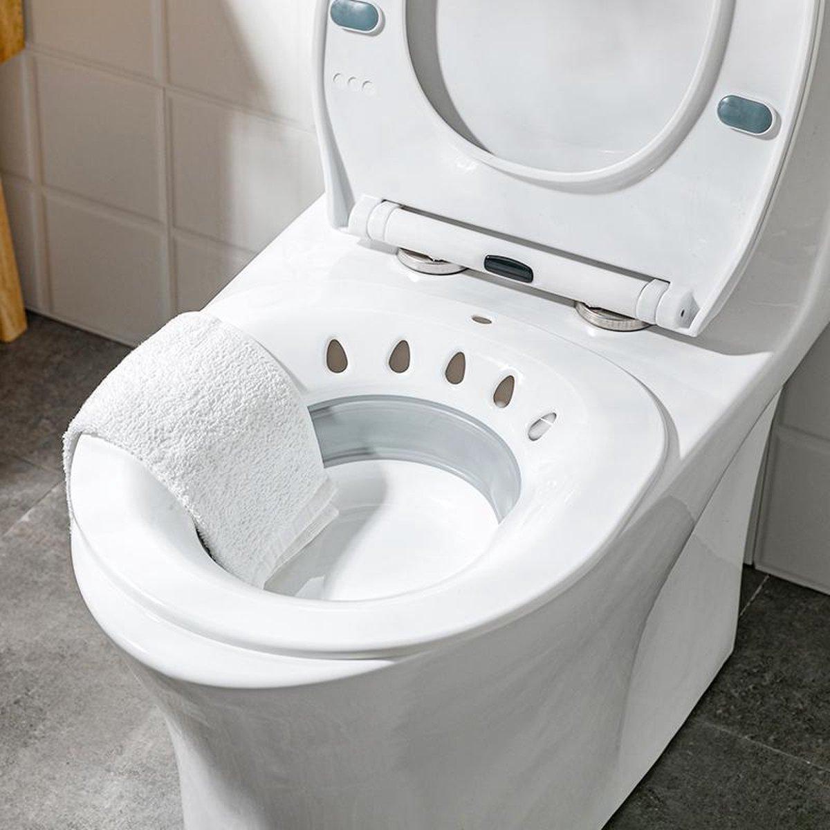 Yoni stoom stoel- Vaginaal stomen- Natuurlijke intieme zone verzorging- V steam bidet - Inklapbaar O