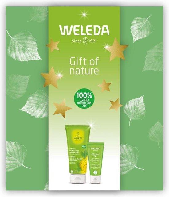 Weleda Cadeaubox Citrus / Skin Food