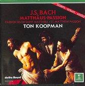 Bach: Matthaus-Passion (Excerpts) / Koopman