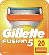Gillette Fusion 5 - 20 stuks - Scheermesjes