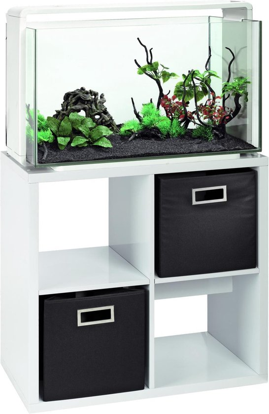 Superfish Meubel Home 110 - Aquaria - 77.5 x 36 x 78 cm Wit - SuperFish