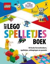 LEGO  -   Het LEGO Spelletjes boek