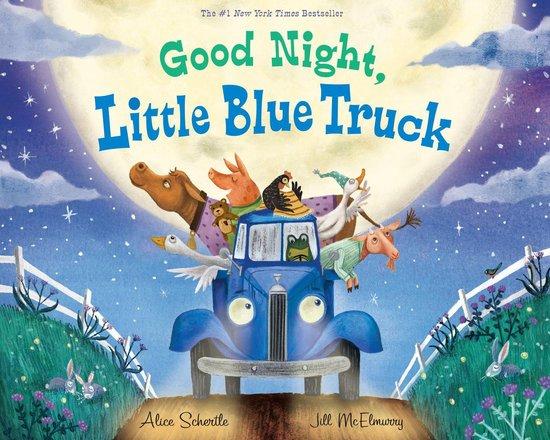 Boek cover Good Night, Little Blue Truck van Alice Schertle (Onbekend)