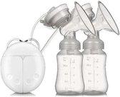 Elektrische dubbele borstkolf apparaat - BPA vrij - 150ml