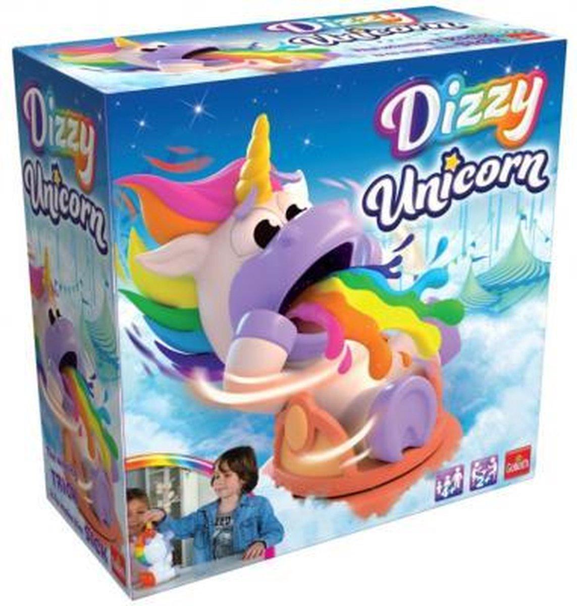 Dizzy Unicorn - Duizel Eenhoorn