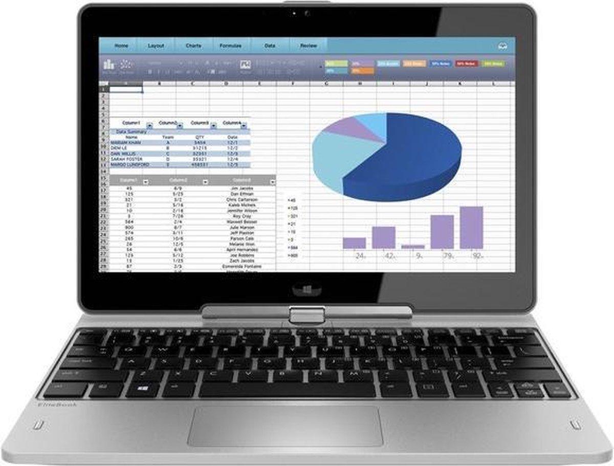 HP EliteBook Revolve 810 G2 - Refurbished door Daans Magazijn - 4GB - 128GB SSD - i5-4210U - A-grade
