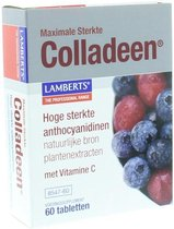 Lamberts Colladeen /L8547 Tabletten 60 st