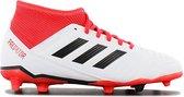adidas PREDATOR 18.3 FG J Junior - Kinderen Voetbalschoenen Wit CP9011 - Maat EU 38 UK 5